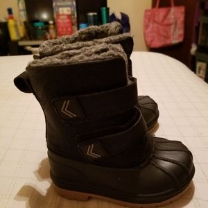 Cat&jack Boy Toddler Snow Boots